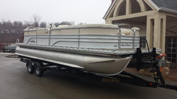 2014 SunChaser Classic Cruise 8524 Lounger DH