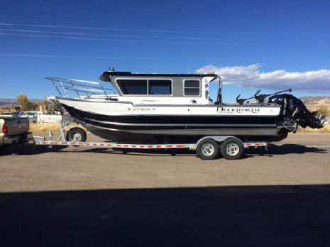 2014 Duckworth Offshore 26