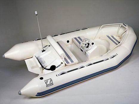 2014 Zodiac 380 DL Manufacturer Provided Image: Yachtline 380 DL