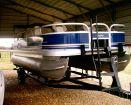 2014 SUN TRACKER 20ft. Fishin Barge DLX
