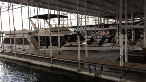 1989 Bluewater Yachts Coastal Cruiser
