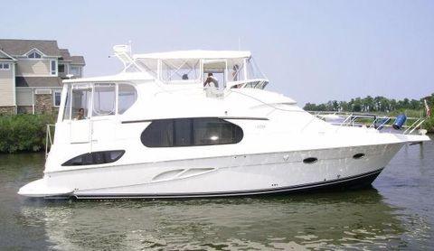 2003 Silverton 43 Motor Yacht