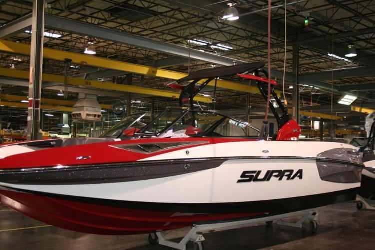 2016 Supra SE450-550