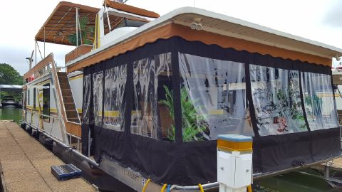 1994 Lakeview Yachts 15x61 Houseboat