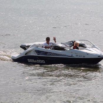 2007 Sea-Doo Speedster 200 In Water