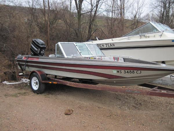 Wakeboard boat listings in wi for Fish and ski boats for sale craigslist