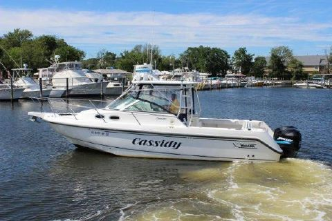 2003 Boston Whaler 295 Conquest Profile