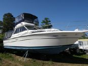 1984 Sea Ray 390 Sport Fisherman