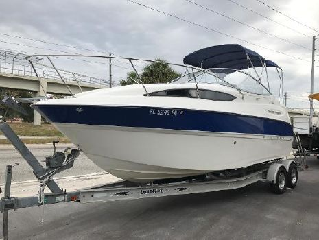 2006 Bayliner 245 Cruiser
