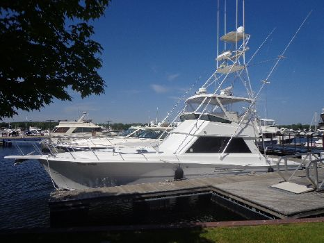 1988 Viking 48 Conv Sport Fisher