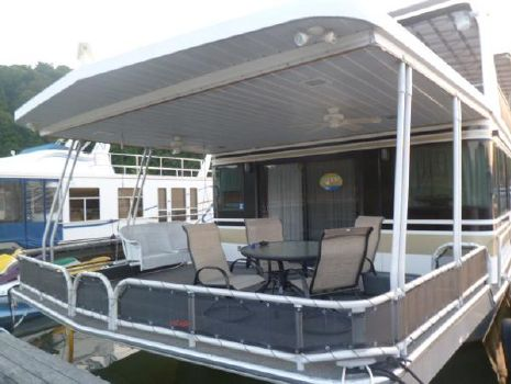 1996 Lakeview 18 x 88 houseboat