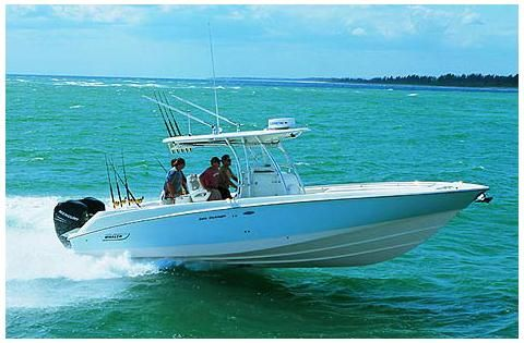 2006 Boston Whaler 320 Outrage Manufacturer Provided Image