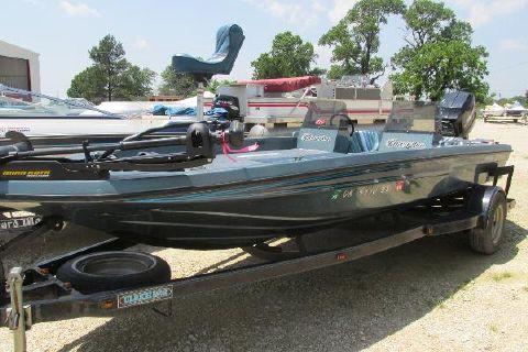 1991 Champion Boats 201 Dual Console