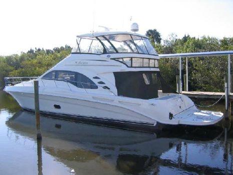 2006 Sea Ray 58 Sedan Bridge