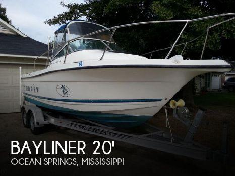 1998 Bayliner 2052 Trophy 1998 Bayliner 2052 Trophy for sale in Ocean Springs, MS