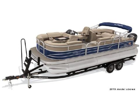 2020 SUN TRACKER Party Barge 22 RF XP3