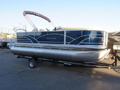 2018 Sylvan 8520 Cruise-n-Fish LE