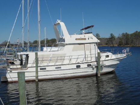 1984 Delta Boat Works Pilothouse Trawler- A real trawler!