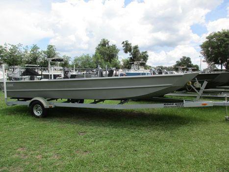 2016 SeaArk Jon Boat 2472 MV