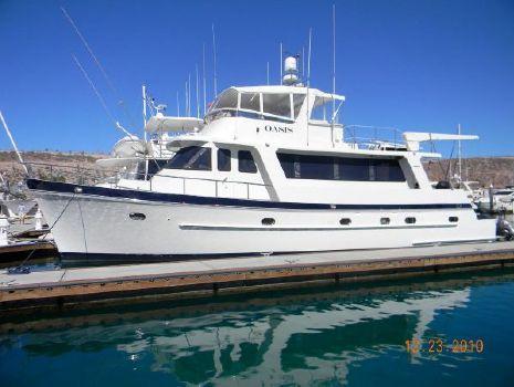 2000 Cheoy Lee Cockpit Motor Yacht