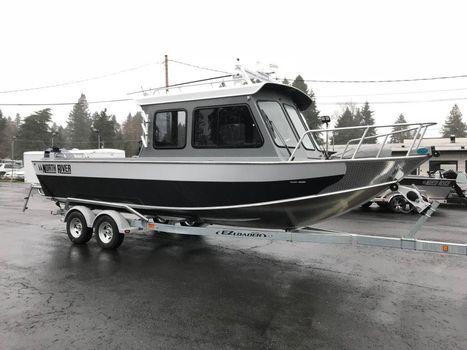 2018 North River 25 Seahawk Hard Top