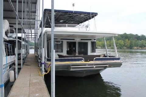 2003 Stardust House Boat 84x17