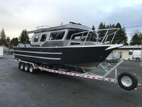 2018 North River 3100SXL
