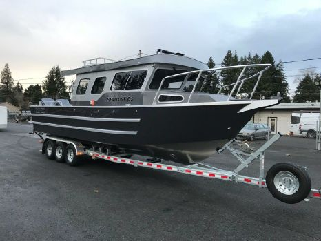 2018 North River 3100SXL - SOLD
