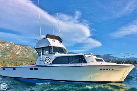 1981 Allmand 34 SF Deluxe 1981 Allmand 34 SF Deluxe for sale in South Lake Tahoe, CA
