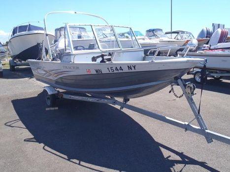 2007 Smoker-craft Tracer 15 DL