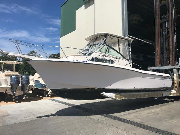 Check out this 2000 Grady - White 272 Sailfish on Boattrader com