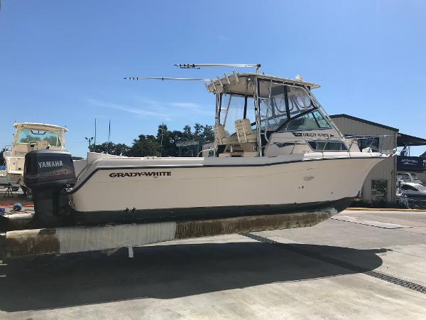 Check out this 2000 Grady-white 272 Sailfish on Boattrader com