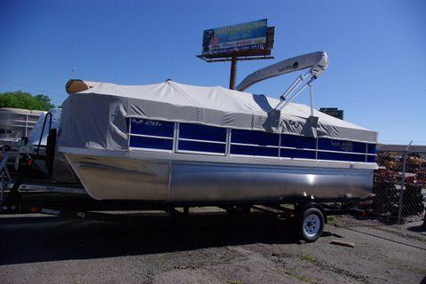 2016 G3 Boats SunCatcher V20 Fish