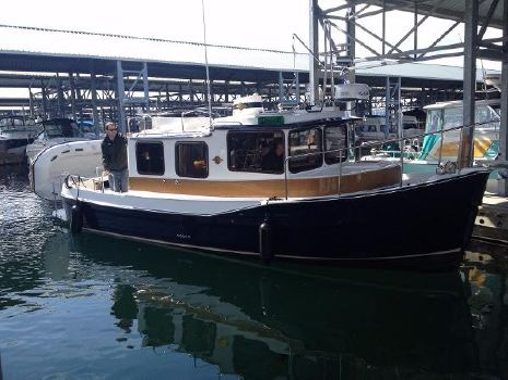 2015 Ranger Tugs 27