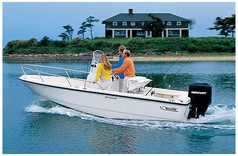 2006 Boston Whaler 190 Outrage Manufacturer Provided Image
