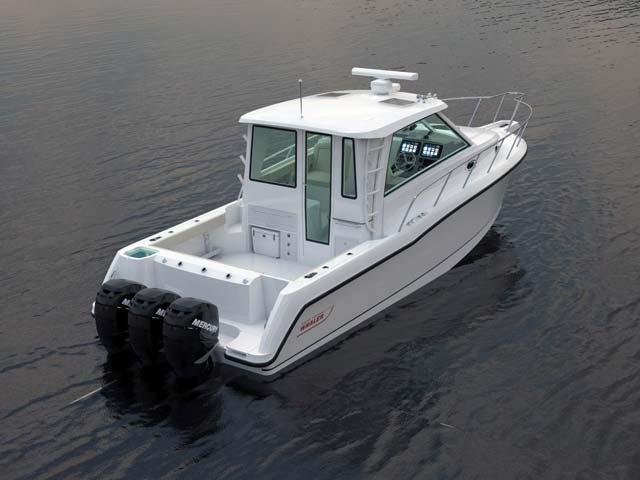2015 Boston Whaler 345 Conquest Pilothouse