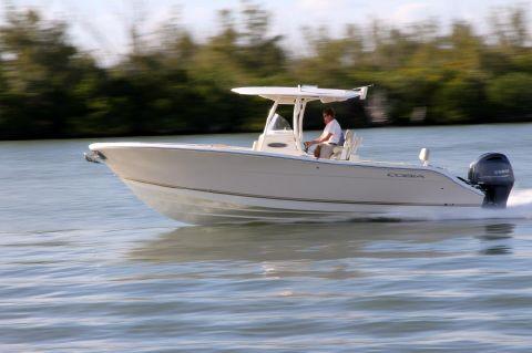 2016 Cobia Boats 277CC