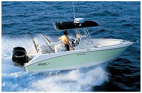 2006 Boston Whaler 240 Outrage Manufacturer Provided Image