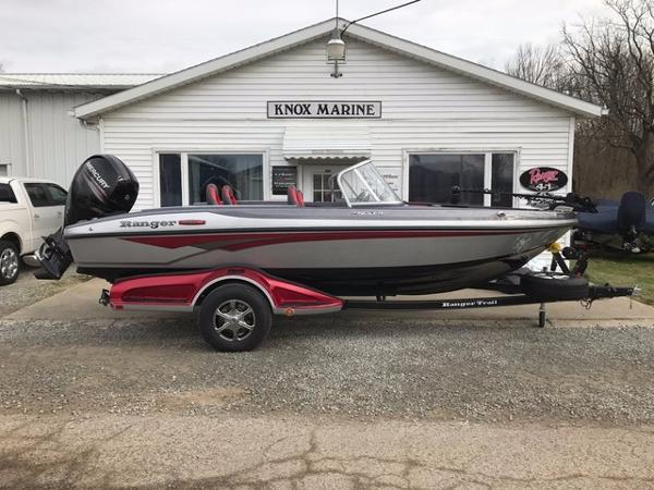 2017 Ranger 1880MS Angler