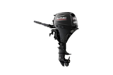 2020 SUZUKI 20hp manual start 4-stroke 15inch shaft