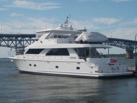 2007 Ocean Alexander C-32