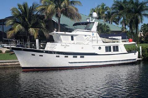 2015 Kadey Krogen 52 Trawler Profile