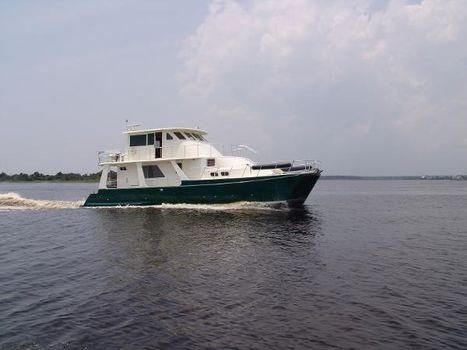 2005 Crosswater Power Cat 54