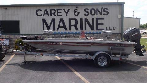 1991 Champion Boats 184 Dcr