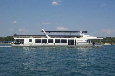 1998 Sumerset 18x85 Custom Houseboat