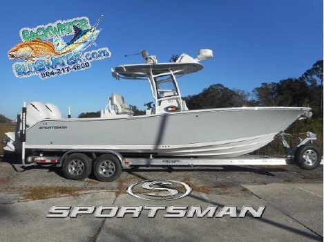 2019 SPORTSMAN Open 282 Center Console TE