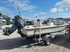 1987 Boston Whaler Newport 17
