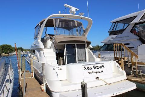 1999 Sea Ray 440 Express Bridge