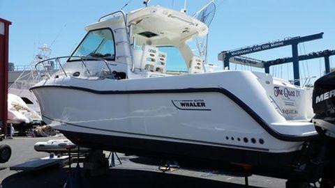 2007 Boston Whaler 345 Conquest Profile, Port