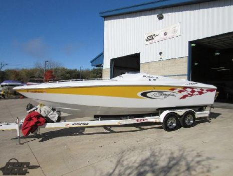 2001 BAJA MARINE 25 Outlaw SST package